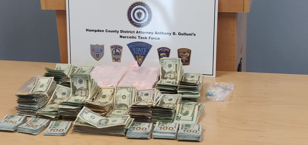 One Under Arrest, 5,000 Bags of Heroin and $112,000 Seized