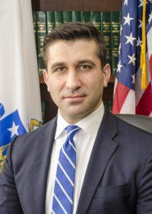 District Attorney Anthony D. Gulluni
